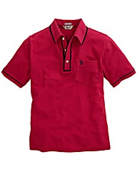 Penguin Earl Raspb Polo Shirt Regular
