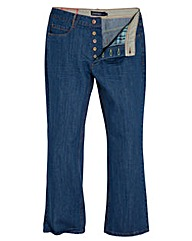 UNION BLUES Bootcut Jeans 33in