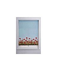 4ft Poppy Meadow Roller Blind