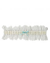 Jon Richard Lace Garter