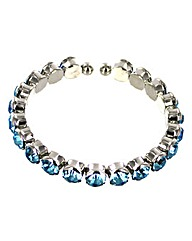Crystal Expanding Bracelet