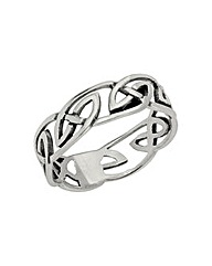 Sterling Silver 0Ct Ring