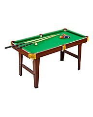 Toyrific Wooden Pool Table
