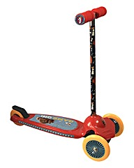 Secret Life Of Pets Trail Twist Scooter