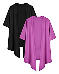 Pack of 2 Kimonos Cover-Ups