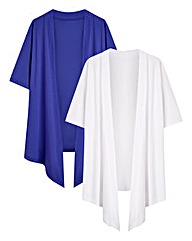 Pack of 2 Kimono Cover-Ups