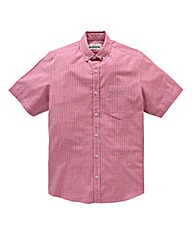 Jacamo Archer Short Sleeve Check Shirt R
