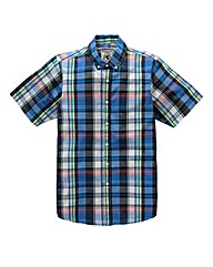 Flintoff By Jacamo Short Sleeve Shirt R