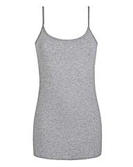 Short Plain Camisole