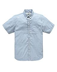 Jacamo Short Sleeve Raymen Shirt Long