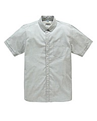 Jacamo Short Sleeve Raymen Shirt Regular