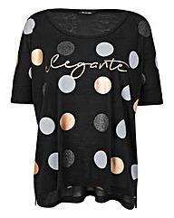Elegante Dotty T-shirt