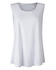 Jersey Jacquard Vest