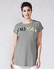 Friyay Logo T Shirt