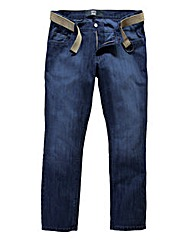 UNION BLUES Sydney Stretch Jean 33in