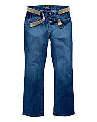 UNION BLUES Quebec Bootcut Jeans 31 Inch