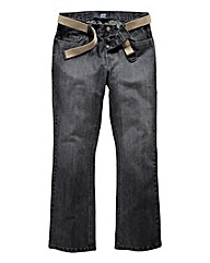 UNION BLUES Quebec Bootcut Jeans 29in