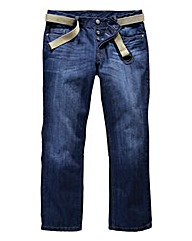 UNION BLUES Victor Straight Jeans 27in