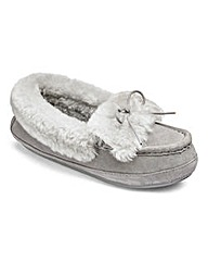 Just Sheepskin Moccasin Slippers