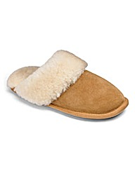 Just Sheepskin Mule Slippers