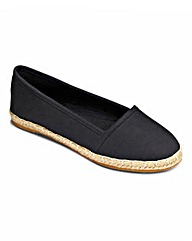 Sole Diva Espadrille Pumps E Fit