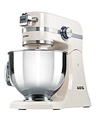 AEG UltraMix Cream Food Mixer