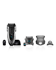 Braun 3 in 1 Wet and Dry Multi Groomer