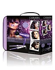 Carmen Deluxe Hair Care Gift Set