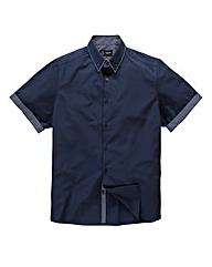Black Label By Jacamo S/S Edwin Shirt L