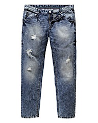 Label J Cisco Rip Jeans 33 Inch