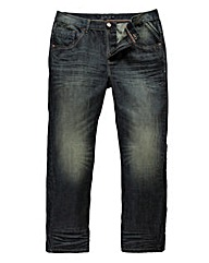 Label J Terrell Arc Jeans 33 Inch