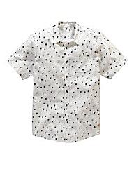 Bellfield S/S Dandelion Print Shirt