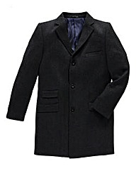 Black Label By Jacamo Smith Coat