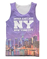 Label J Upper East Side Vest Long