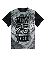 Label J NYC Tiger T-Shirt Long