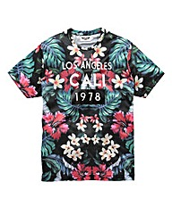 Label J Floral 1978 T-Shirt Regular