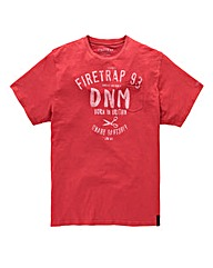Firetrap Durable T-Shirt Long