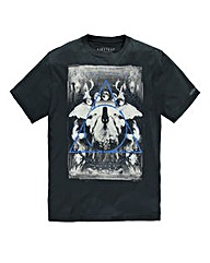 Firetrap Twin Pines T-Shirt Regular