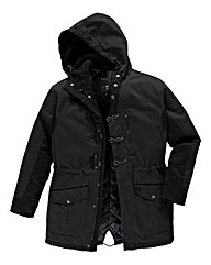 Firetrap Badger Hooded Jacket Regular