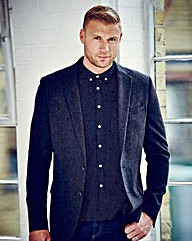 Flintoff By Jacamo Tweed Blazer