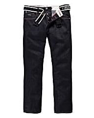 Firetrap Tario Belted Jean 33in Leg