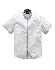 Black Label By Jacamo S/S Corby Shirt L