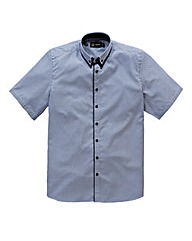 Black Label By Jacamo Silva S/S Shirt R