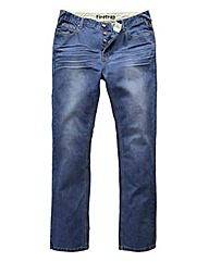 Firetrap Romley Midwash Jean 33in Leg