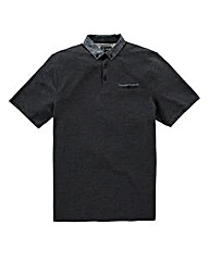 Black Label by Jacamo Charc Jaden Polo L