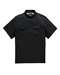 Black Label By Jacamo Hunter Polo Long