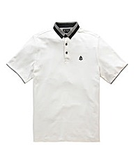 Black Label By Jacamo Hix Polo Shirt R