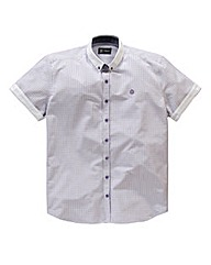 Black Label By Jacamo Lilac Shirt R