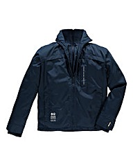 Crosshatch Winstons Micro Fleece Jacket