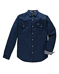 Firetrap Croft Long Sleeve Shirt Regular